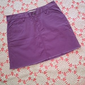 Gap, Mini skirt, EUC